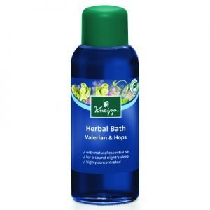 Kneipp herbal bath oil 100ml valeriana hops deep sleep