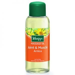 Kneipp massage oil arnica joint & muscle 100ml