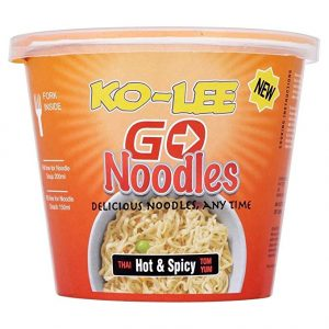 Ko-Lee Cup Noodle Hot & Spicy 65g