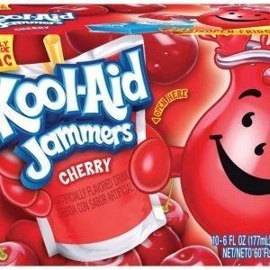 Kool-Aid Jammers - Cherry 10-pack