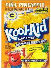 Kool-Aid Soft Drink Mix - Pineapple