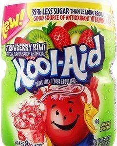 Kool-Aid Strawberry Kiwi Tub 538gram
