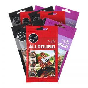 Kryddblandning Mix 9-pack - 60% rabatt