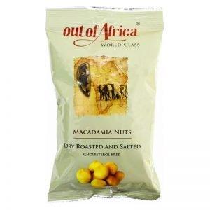 Macadamianötter Rostade & Saltade 100g - 59% rabatt
