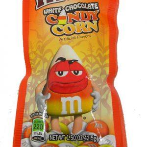 M&Ms White Chocolate Candy Corn 42gram
