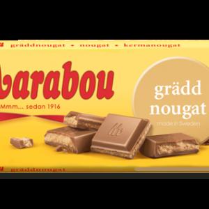 Marabou Gräddnougat 100g