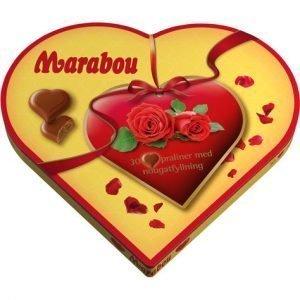 Marabou Hjärtan 165g