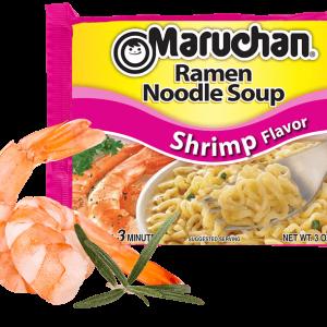 Maruchan Instant Noodles - Shrimp Flavor 85g