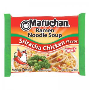 Maruchan Ramen Noodles - Sriracha Chicken