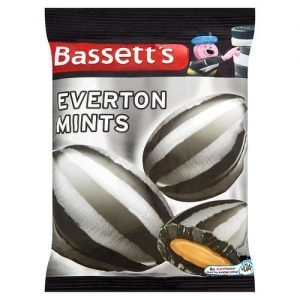 Maynards Bassetts Everton Mints Bag 192g