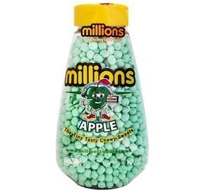 Millions Apple Gift Jar 227g