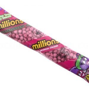Millions Tube - Blackcurrant 60g
