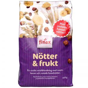 Müsli Nötter & Frukt - 29% rabatt