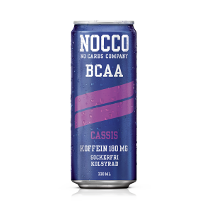 NOCCO BCAA 330ml Cassis