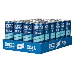NOCCO BCAA - Ice Soda 33cl x 24st