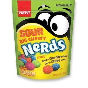 Nerds Big Chewy Sour 170g