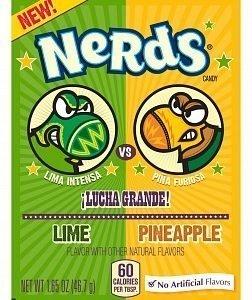 Nerds Dulceria Lime & Pineapple 46g