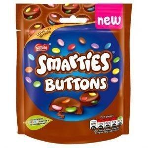 Nestle Smarties Buttons Milk Chocolate 85g
