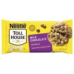 Nestle Toll House Milk Chocolate Morsels 326g