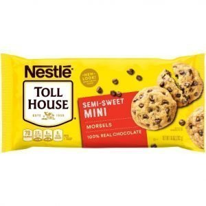 Nestle Toll House Semi-Sweet Mini Morsels 340gram