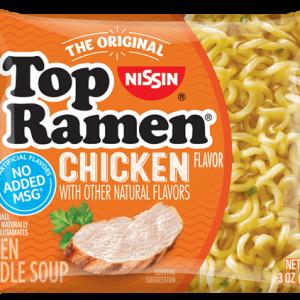 Nissin Top Ramen Chicken 85g