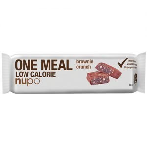 Nupo One Meal Brownie Crunch - 60 G