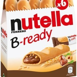 Nutella B-Ready 6-pack