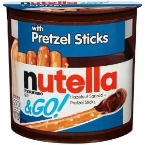 Nutella & Go Pretzel 54g