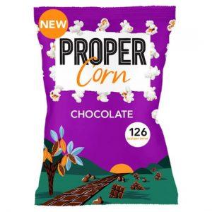 PROPERCORN Chocolate Popcorn 100g