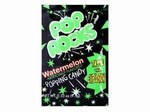 Pop Rocks Vattenmelon