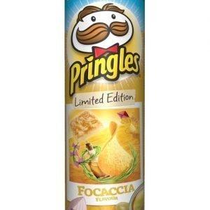 Pringles Foccacia Limited Edition 200g