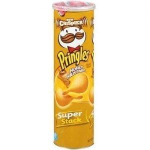 Pringles Honey Mustard 168gram