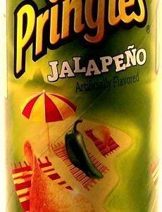 Pringles Jalapeno 168gram
