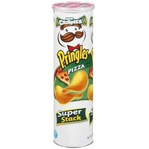 Pringles Pizza Flavour 168gram