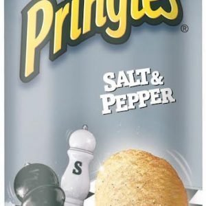 Pringles Salt & Pepper 200g