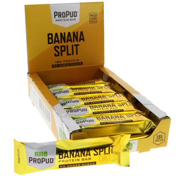 Proteinbars Banana Split 12-pack - 45% rabatt