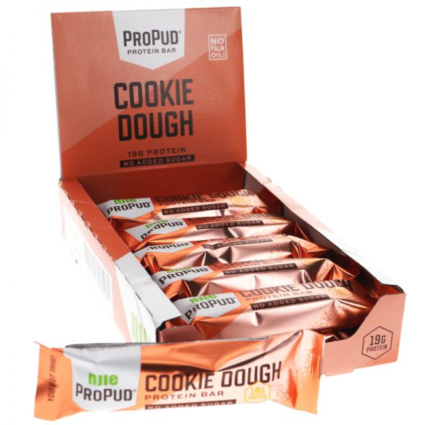 Proteinbars Cookie Dough 12-pack - 45% rabatt