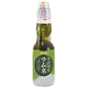 Ramune - Matcha Green Tea 200ml