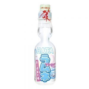 Ramune Soda - Yogurt Flavor 200ml