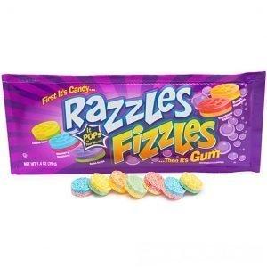 Razzles Fizzles 39g