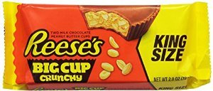 Reeses Crunchy King Size Big Cup 79gram