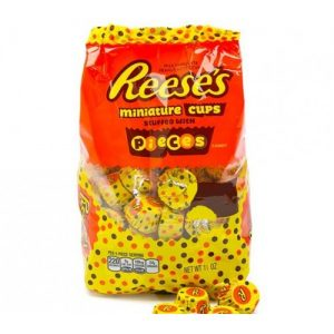 Reeses Miniatures With Pieces 312g