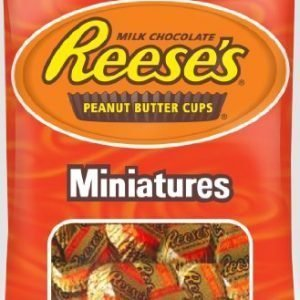 Reeses Peanut Butter Cup Miniatures 150gram