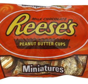 Reeses Peanut Butter Cups Miniatures 260gram