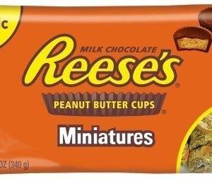 Reeses Peanut Butter Cups Miniatures 340gram