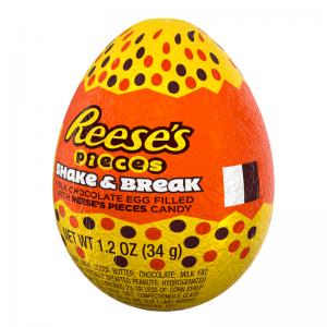 Reeses Pieces Shake & Break Egg 34g