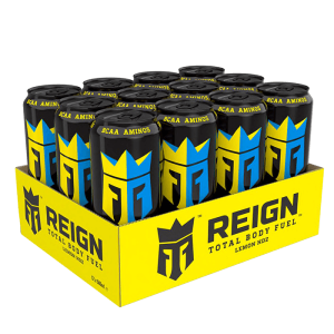 Reign Energy - Lemon Hdz 50cl x 12st