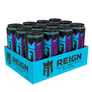 Reign Energy - Razzle Berry 50cl x 12st