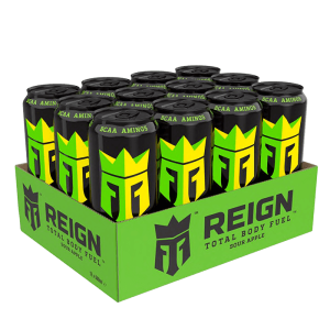 Reign Energy - Sour Apple 50cl x 12st