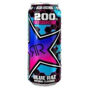 Rockstar Energy XD Power Blue Razz 500ml